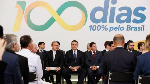 11/04/2019 Solenidade Alusiva aos 100 Dias de Governo
